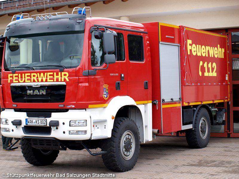 GW-L2 – Gerätewagen Logistik 2 | Freiwillige Feuerwehr Bad