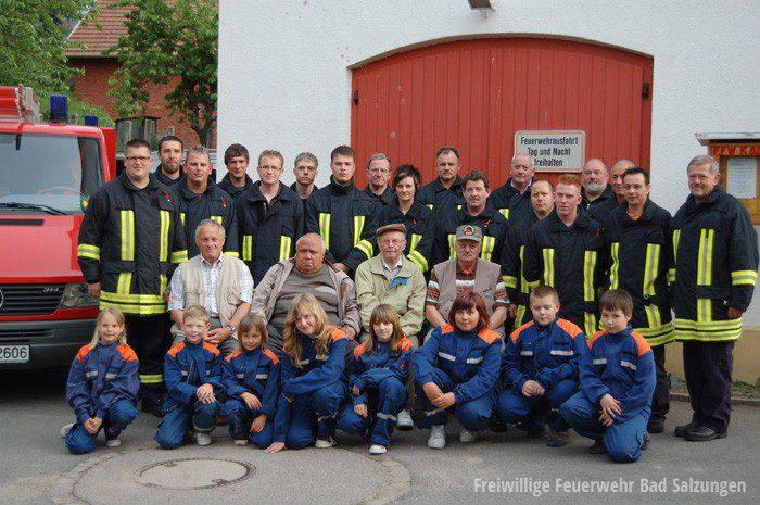 Freiwillige Feuerwehr Kaltenborn
