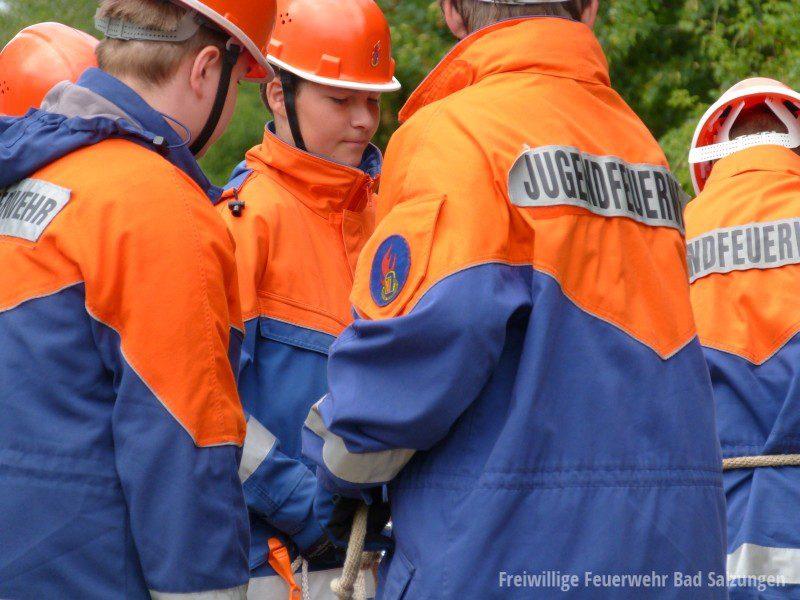Suche Eines Vermissten Kindes Mit Bergung In Kiesgrube Immelborn