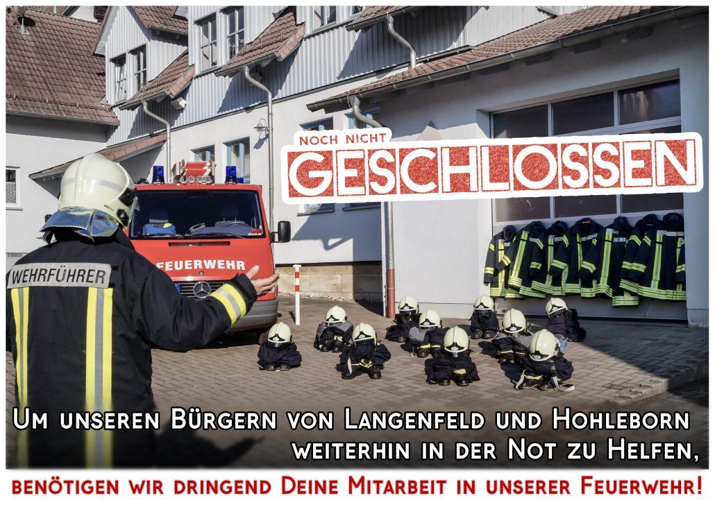 Langenfeld geschlossen
