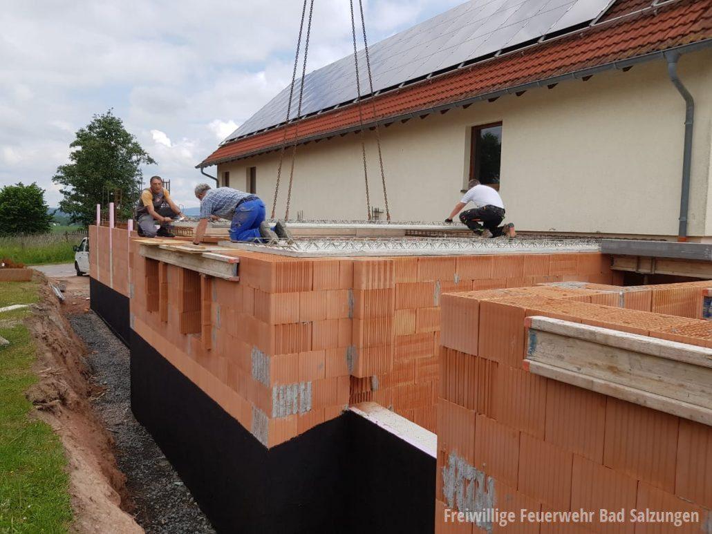 Neubau Feuerwehrgerätehaus Bad Salzungen/ Kaltenborn