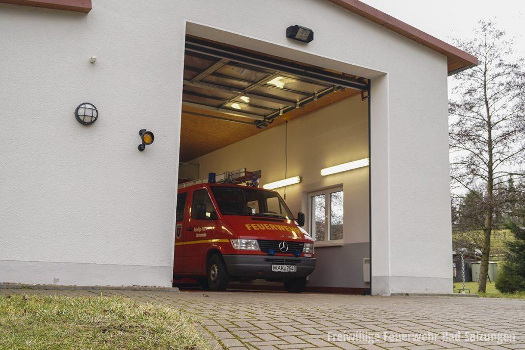 Kleinlöschfahrzeug (Th) Freiwillige Feuerwehr Unterrohn